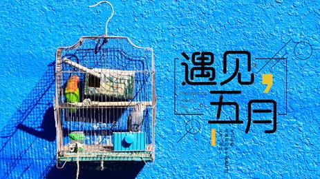 मई नीली पृष्ठभूमि taobao पोस्टर पृष्ठभूमि, मई, पोस्टर पृष्ठभूमि, बनावट से मिलो पृष्ठभूमि छवि