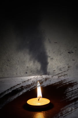 단순 촛불 기도 자연 재해 , 촛불, 단순, 지진 배경 이미지