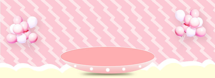 rosa maternal tridimensional ropa para niños, Estandarte, Ropa Para Niños, Y Imagen de fondo
