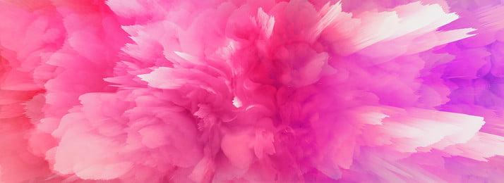 गुलाबी बैंगनी स्वप्निल धुएँ, वाली, रंग, ढाल पृष्ठभूमि छवि
