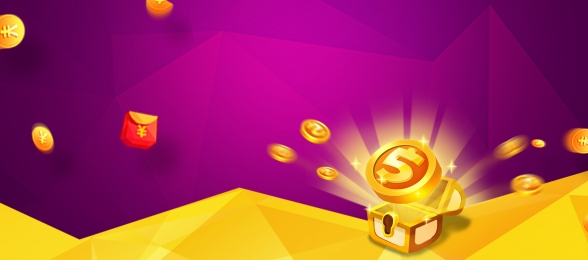 purple floating gold coin gold coin purple background, Purple, Game, Purple Background Imagem de Fundo