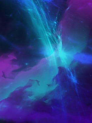 pngtree aurora blue background image 264343