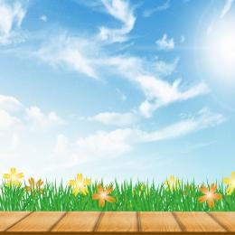 लकड़ी अनाज ताजा मुख्य आकृति डिजाइन नीला आकाश और सफेद बादल , डिजाइन, ताजा, रंग पृष्ठभूमि छवि