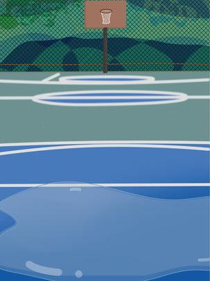 ball basketball court , Background, Exercise, Fitness Background image