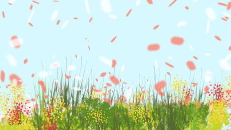 Petals grass beautiful petal background Background Panels Petal Hintergrundbild