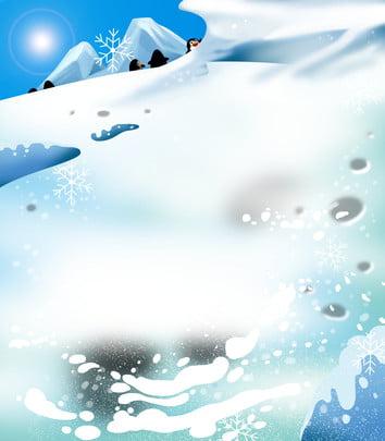 snow white snowflake winter , Designed Background, Painted Background, Creative Imagem de fundo
