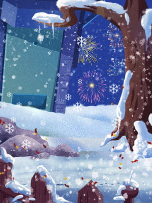 snow beautiful winter snow , Winter, Psd Background, Promotional Background zdjęcie w tle