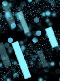 नीला न्यूनतावादी ज्यामितीय स्वप्निल , न्यूनतर, नीली, नीला पृष्ठभूमि छवि