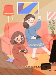bạn gái chơi game sofa gái , Dễ, Gái, Thảm hình nền