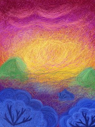 multicolored coil background coil drawing art , Promotional Background, Multicolored, Psd Background Imagem de fundo