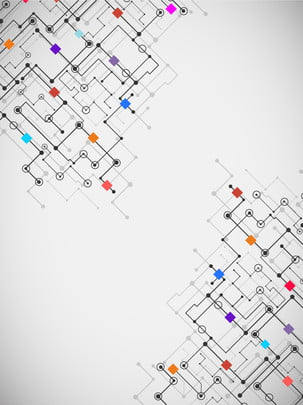 technology lines dots geometry , Creativity, Tech, Geometry ภาพพื้นหลัง