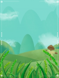 advertising background fresh cloud mountain , Scarecrow, Advertising, Mountain ภาพพื้นหลัง