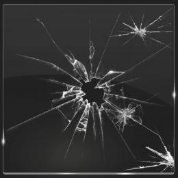 Glass broken ai vector material , Debris, Broken, Glass Background image