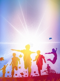 gradient vitality youth may fourth youth day background , May Fourth Youth Day, Youthful Style, Colorful Background image