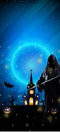 halloween marvelous journey night horror ghost background , Festival, Horror, Ghost Imagem de fundo