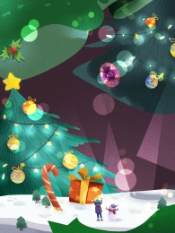 Người tuyết tuyết giáng sinh nền quảng cáo Giáng Nền Sơn Hình Nền