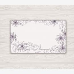 hand drawn floral lace text box background hand , Box, Hand Drawn, Drawn Hintergrundbild