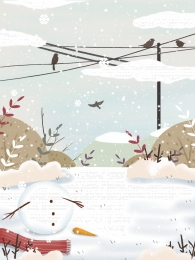 winter winter snow snowman , Hand, Special Invitation Background, Design Imagem de fundo