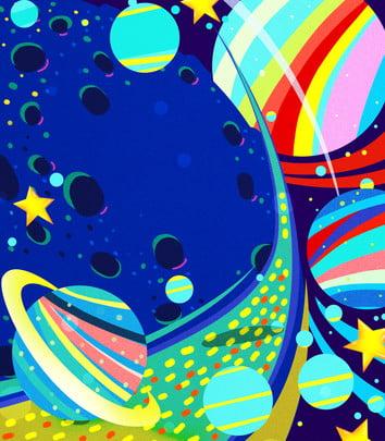 HD vũ trụ nền vật liệu Vật Vật Liệu Hình Nền