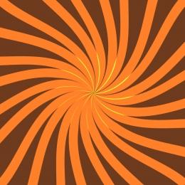 活気のある 宣伝の雰囲気 暖かい色 オレンジ , 宣伝の雰囲気, 活気のあるプロモーションスパイラル回転ストリーマ暖かい色オレンジ色の背景, 吹流し 背景画像