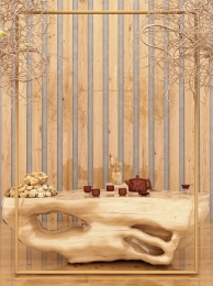 प्राचीन शैली शास्त्रीय चाय कला चाय समारोह , एंटीक, मूल, कला पृष्ठभूमि छवि