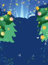 christmas tree christmas stars starry , Creative, Starry, Background Фоновый рисунок