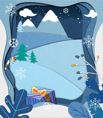 snow snowflake snow paper cut , Psd Background, Design, Background Panels Imagem de fundo