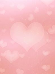 粉色背景與心形圖片素材 粉色背景 心形 星光 , 粉色背景, 星光, 心形 背景圖片