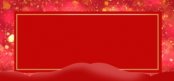 red background dotted with gold dots, Fashion, Gold Dots, Festive Background image