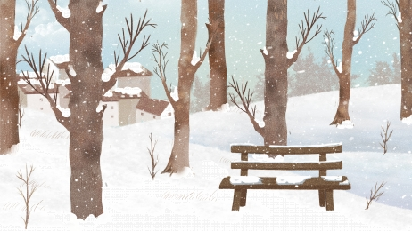 हिमपात बर्फ सर्दी जंगल, पृष्ठभूमि पैनल, पृष्ठभूमि चित्रण, हिमपात पृष्ठभूमि छवि