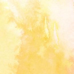 Simple warm yellow watercolor watercolor Main Yellow Watercolor Фоновое изображение