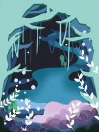 カット紙の風 グローブ カット紙の背景 春 センの背景 春 塗られた背景 背景画像