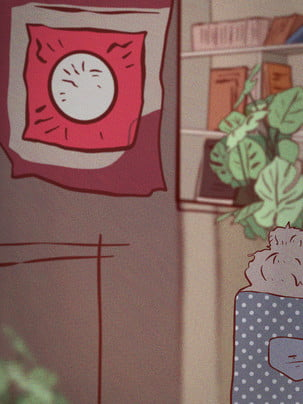 コーヒーショップ sen 緑の葉 ショップ , 夏の背景, Psdの背景, ショップ 背景画像