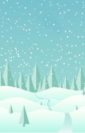 snowflake snow snowman winter solstice material , Design, Snowman, Winter Solstice Background Imagem de fundo