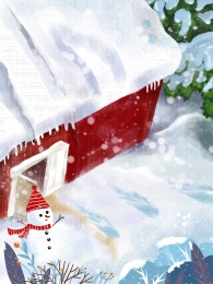 snow winter winter roof , Background Panel Illustration, Design, Winter zdjęcie w tle