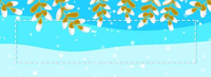 winter snow snow snow, Snow Point, Snowflake, Beautiful Imagem de fundo
