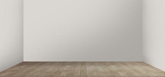 wooden floor panel background stand, Advertising Background, Wooden Floor, Wall Imagem de fundo