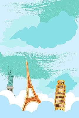 cidade arquitetura mapa edifício background , A Paisagem, A Representação, Sky Imagem de fundo