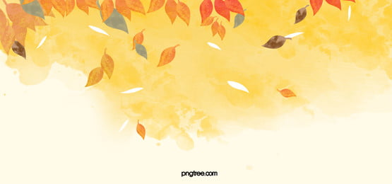 golden autumn leaves background, Maple Leaf, Golden, Fall Background image