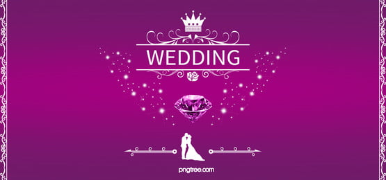 wedding background, Diamond, Purple Wedding, Romantic Wedding Background image