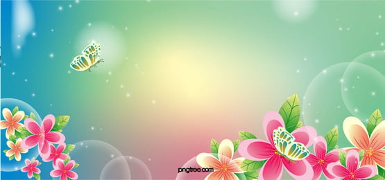 Beautiful Background, Spring, Panels, Promotions, Background image