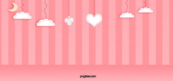 Cartoon Clouds Pink Background, Cartoon, Pink, School, Background image