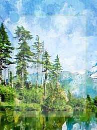 дерево лес древесные растения ландшафт справочная информация , завод, парк, деревья Фоновый рисунок