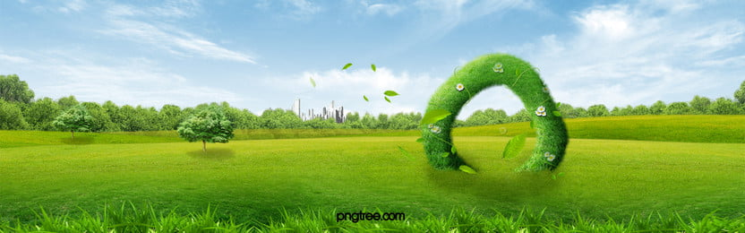fresh green campus background, Kind, Meadow, Trees Background image