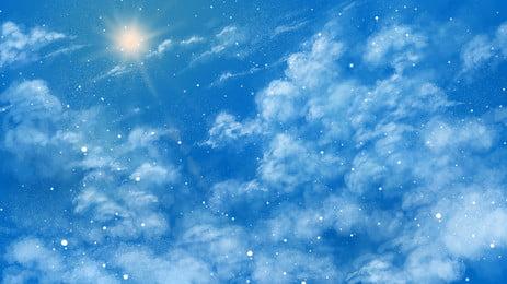 trên bầu trời  bầu khí quyển  khi mặt trời lặn  mặt trời nền, Những đám Mây, Những đám Mây, Mặt Trời Mọc. Ảnh nền