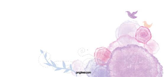 floral design cor   de   rosa padrão background, Flor, Decorativa, Arte Imagem de fundo