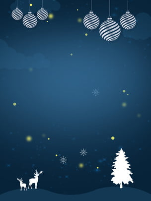 नीला क्रिसमस कार्य बैनर पृष्ठभूमि , क्रिसमस गेंद, क्रिसमस पृष्ठभूमि, पोस्टर बैनर पृष्ठभूमि छवि