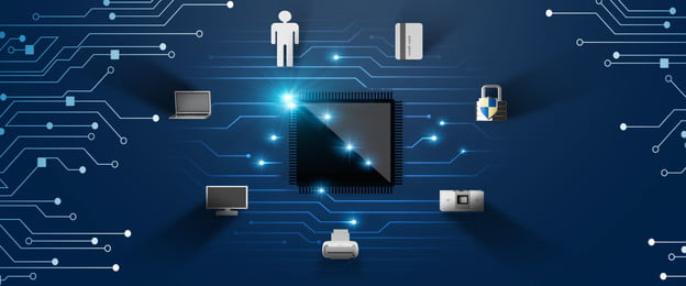 マイクロプロセッサ チップ 半導体装置 中央演算処理装置 背景, テクノロジー, コンピュータ, デジタル 背景画像