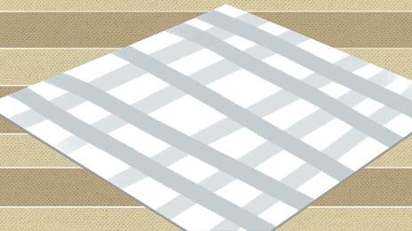 tecido de pano de fundo amarelo xadrez, Tecido De Malha, Fundo Cor - De - Laranja, 海报banner Imagem de fundo