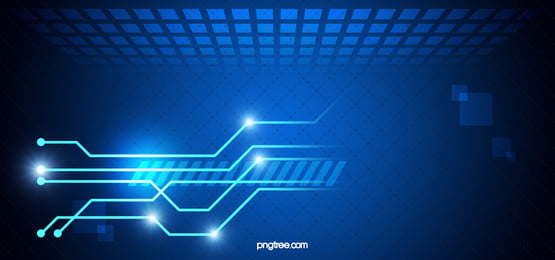 blue electronic technology background, Poster, Banner, Science Background image